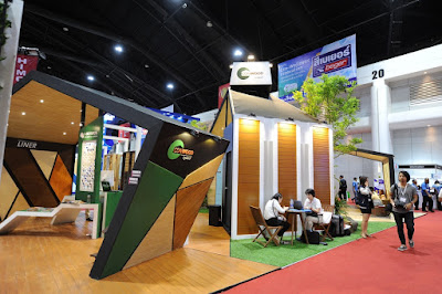Conwood fifer cement home building products Thailand display