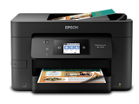 Epson WF-3720 Wireless Printer Setup