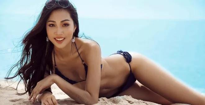 Diệu Ngọc: Mơ ước hiện tại là vương miện Hoa hậu Thế giới