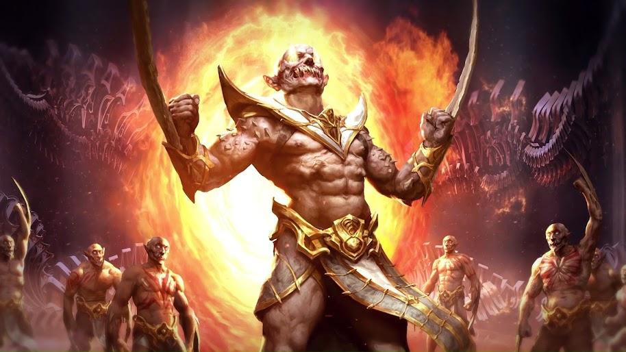 Baraka Mortal Kombat 11 4k Wallpaper 201