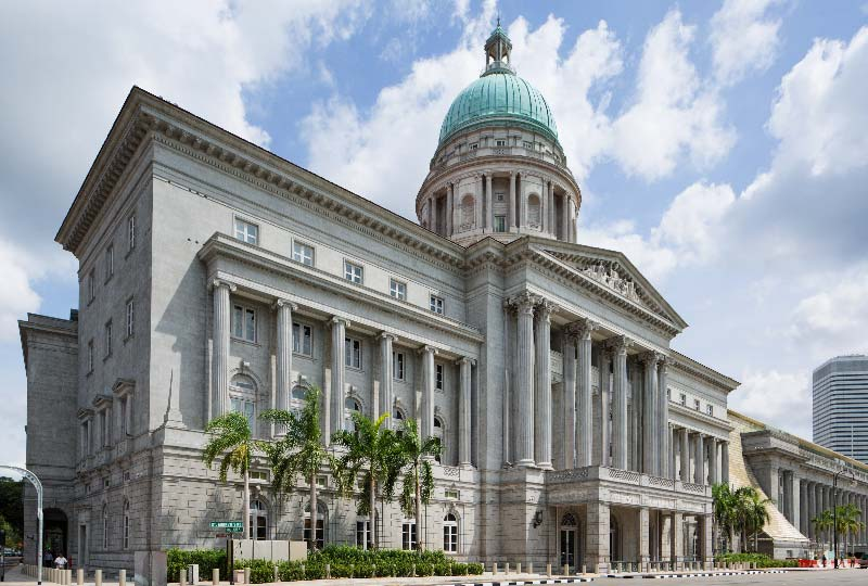 National Gallery di Singapore