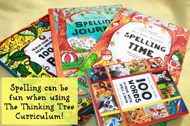 The Thinking Tree Spelling Journals