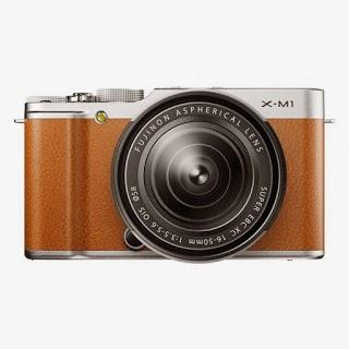 Harga Kamera Fujifilm X-M1 Terbaru Juli 2014