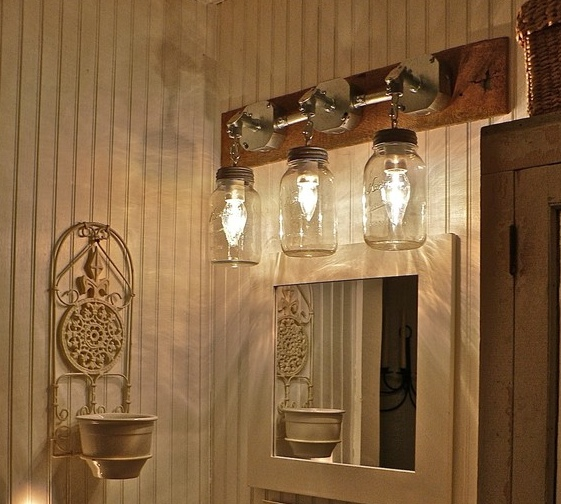Hocus Kocis  Diy  Mason Jar Chandelier  Part 1