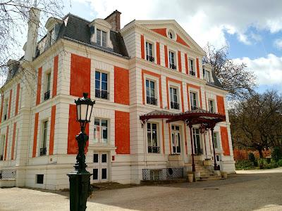 Le Chameau Bleu - Le jardin du potager à Meudon