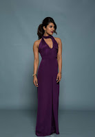 Priyanka Chopra in Mesmerizing Purple Backless Deep neck Gown 14).jpg