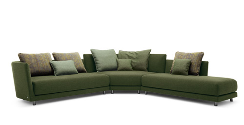 Wonenonline rolf benz tondo perfect zitten perfect loungen for Rolf benz tondo