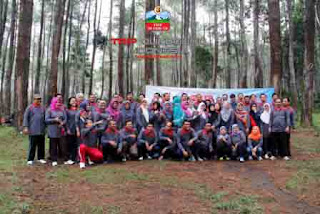 Gathering Outbound di Lembang Bandung - Tripoutbound Adventure