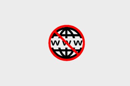 √ Cara Blokir Website tertentu Tanpa Root