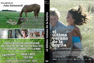 Последнее лето в Бойте / El último verano de la Boyita. 2009. DVD.