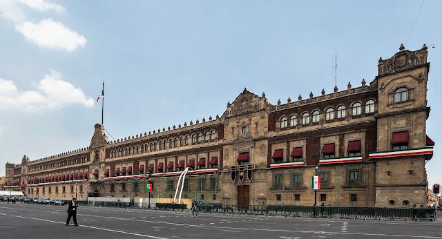 Palacio Nacional, de una cárcel al Poder político