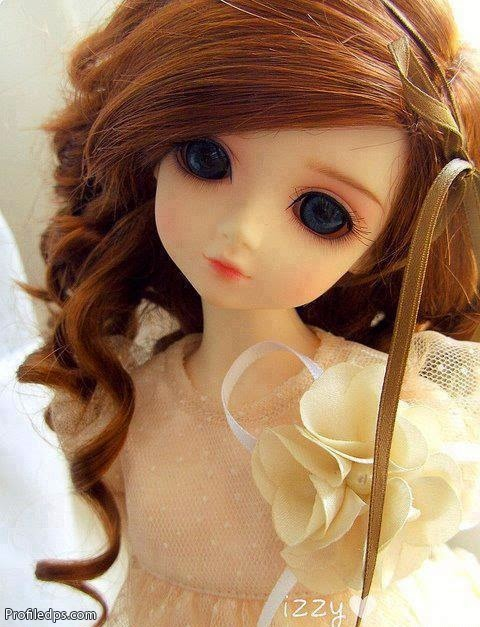 Dolls Facebook Profile Picture Elegance And Beauty Cartoon Girls Pictures