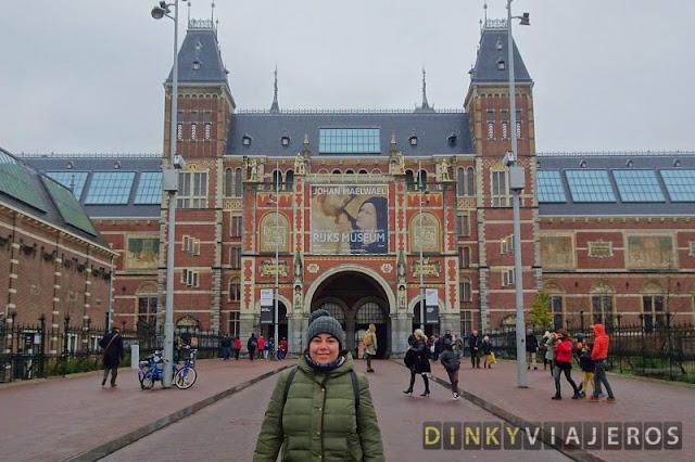 Amsterdam. Rijksmuseum