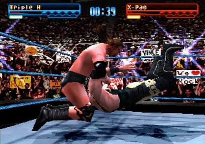 WWF Smackdown 2 Know Your Role Apk Data