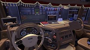 Super DAF interior by daf