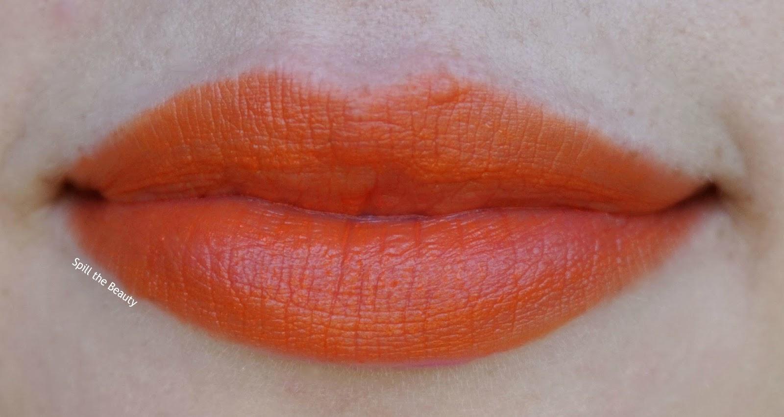 thefaceshop over girl edge lip crayon or02