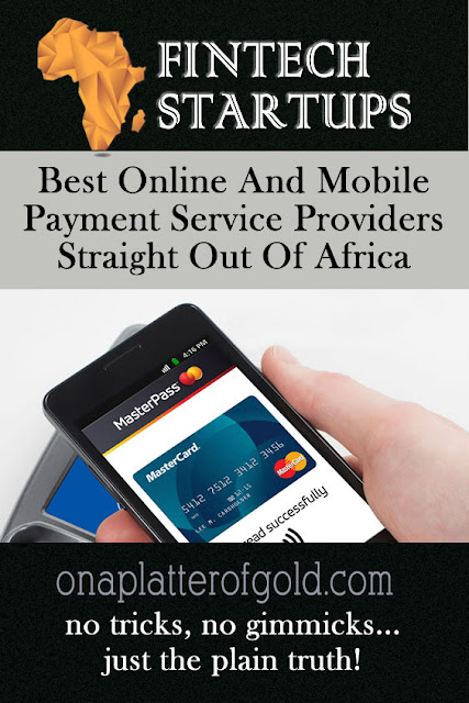 African mobile payment startups