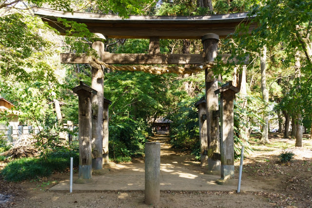 国王神社(茨城県坂東市)