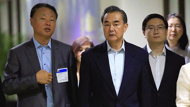 El canciller chino instó a Corea del Norte a cesar las provocaciones