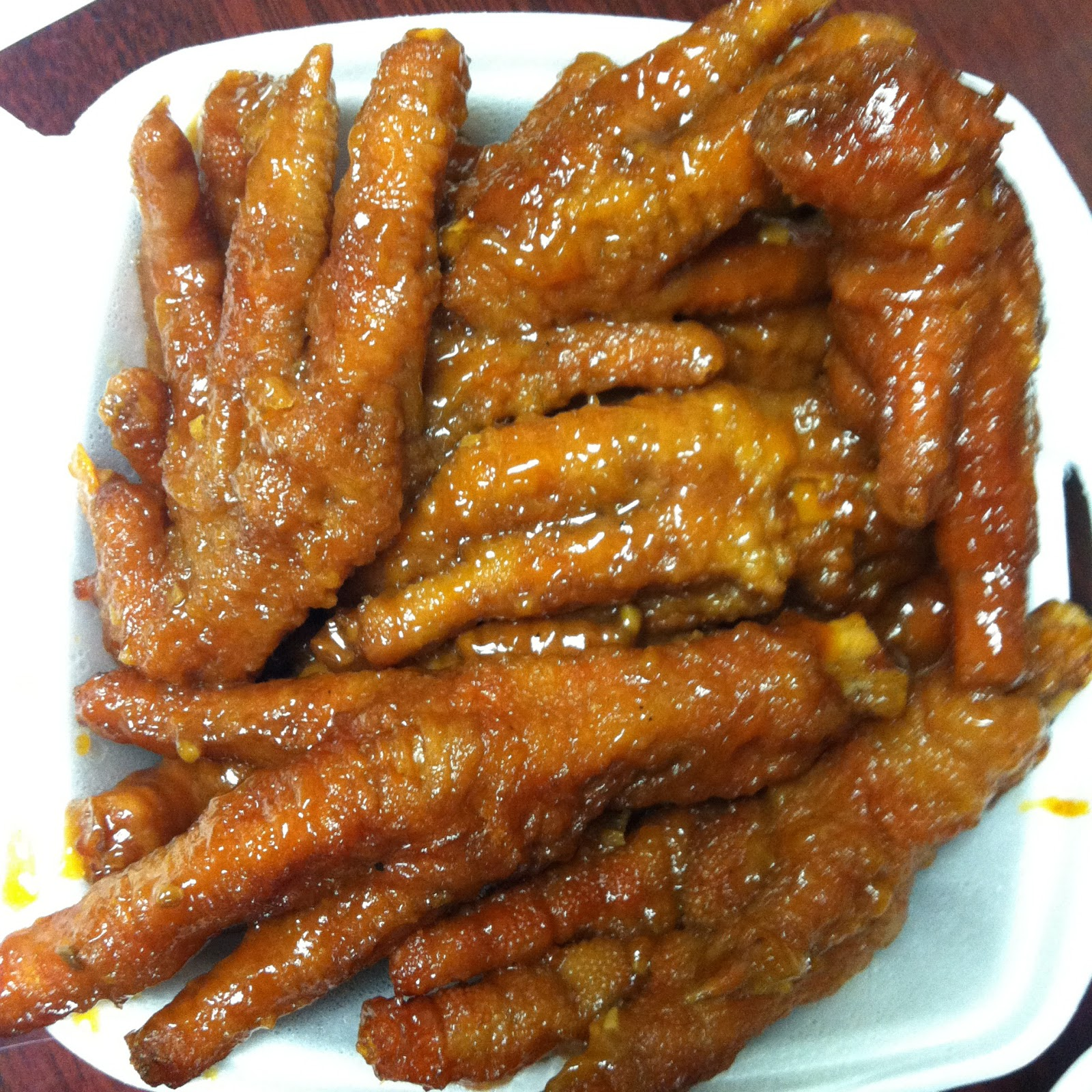 Chicken Feet At Whole Foods