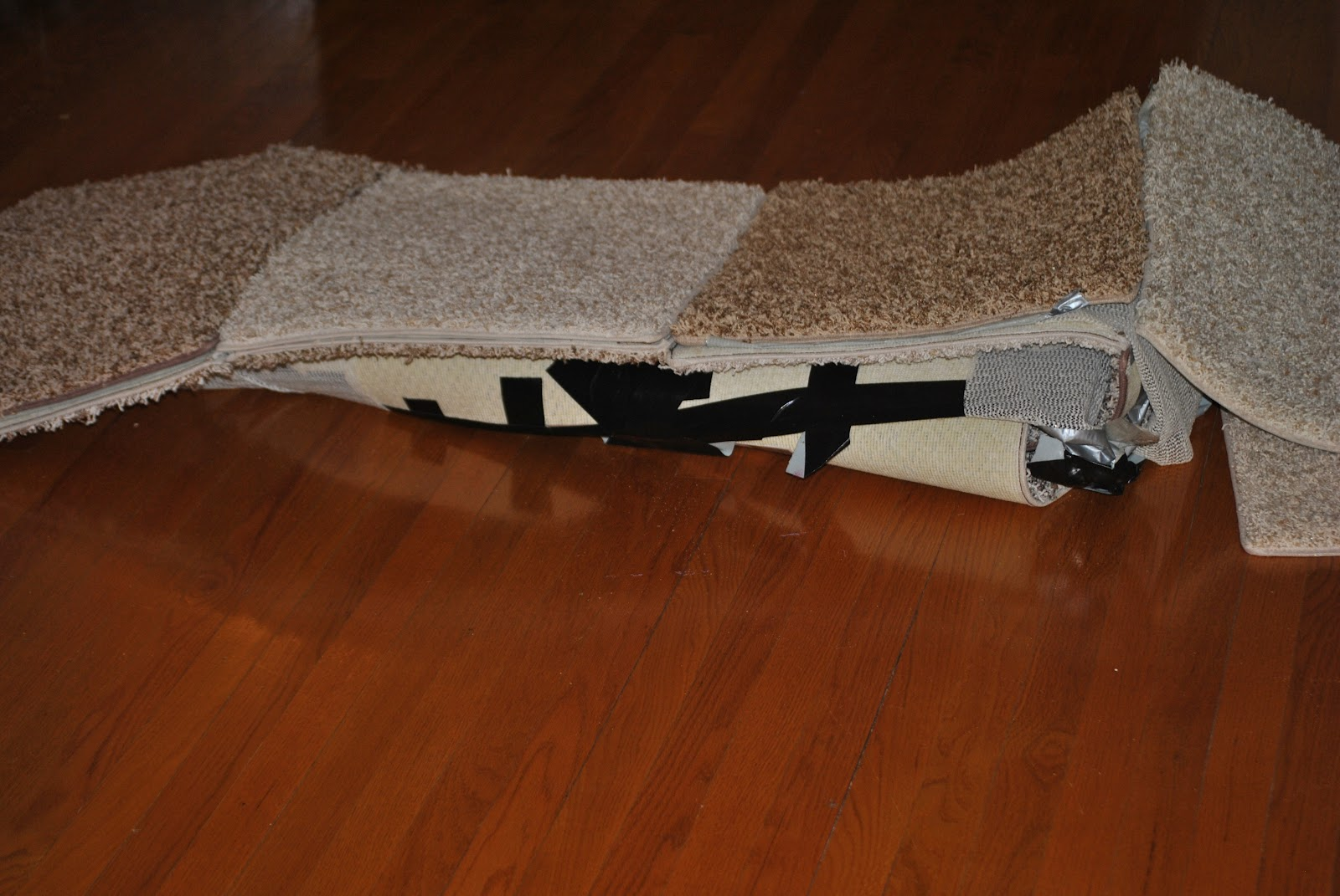 Make rugs from free carpet samples, an easy diy project – creative.