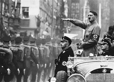 Adolf Hitler, Pemimpin Nazi