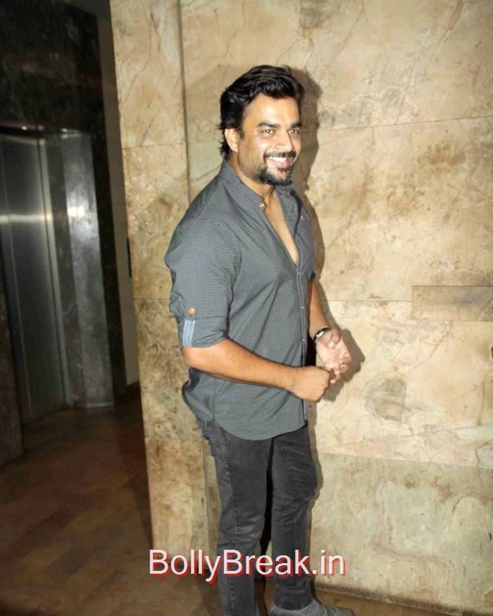 R Madhavan, 'Tanu Weds Manu Returns' Special Screening Pics
