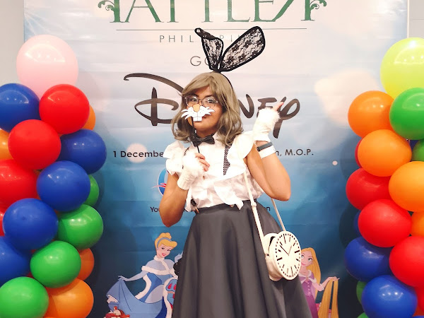 Dolls Tatler Philippines Goes Disney!