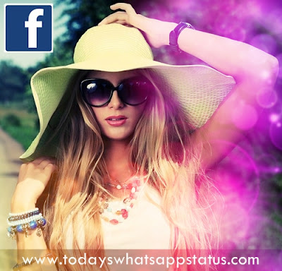 100 Best Facebook Status in English | Facebook Quotes Words