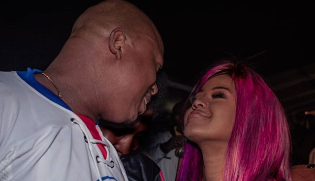 Babes Wodumo and Mampintsha Back together?
