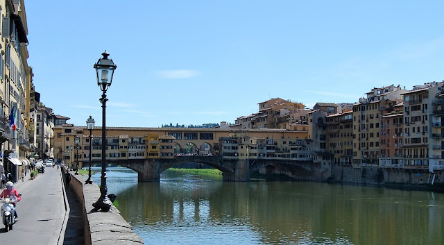 Top Five Views in Florence by Modern Bric a Brac