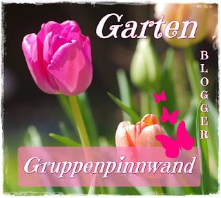 Gartenblog Topfgartenwelt Pinterest: Logo zum Mitnehmen auf einen Blog