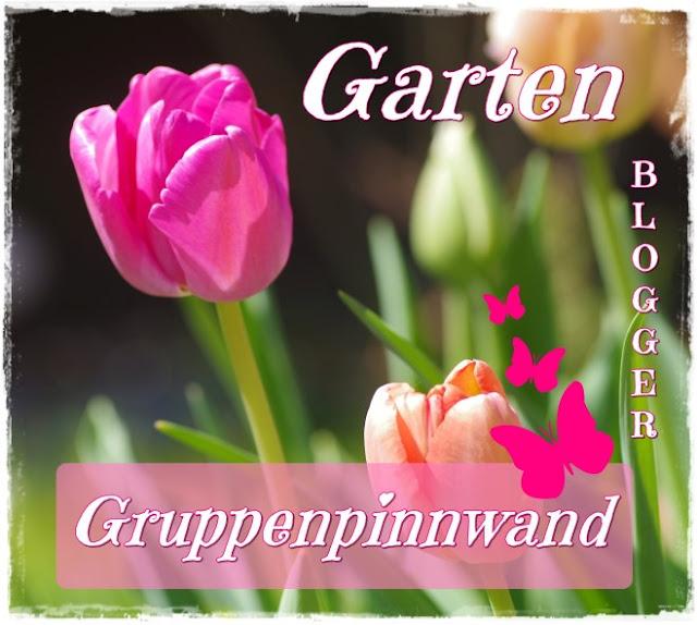Gartenblog Topfgartenwelt Pinterest: Logo Gruppenpinnwand Garten Gartenbogger