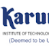 Karunya Institute of Technology and Science, Coimbatore, Wanted Teaching Faculty Plus Non-Faculty