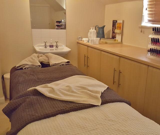 Middlethorpe Hall York Spa Treatment Room