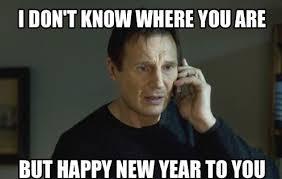 funny happy new year meme
