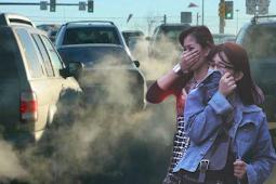 Pencemaran Udara, Jenis Dan Penyebabnya