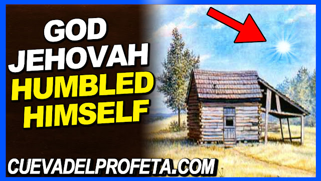 God Jehovah humbled Himself - William Marrion Branham Quotes