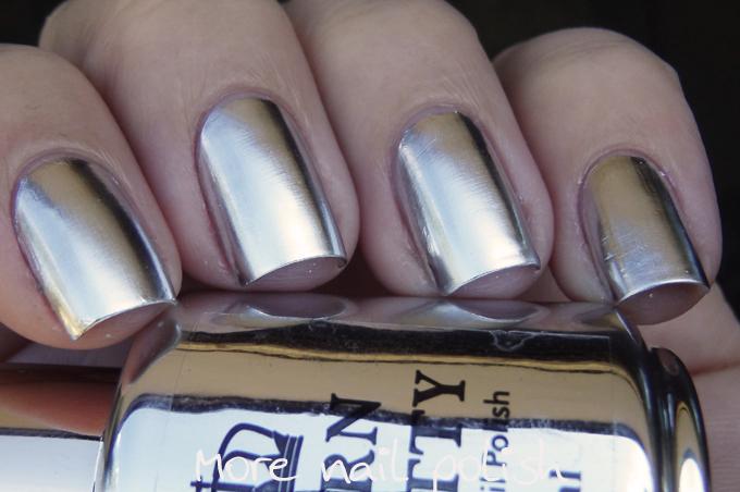 Born Pretty Store Mirror Nail Polish ~ More Nail Polish