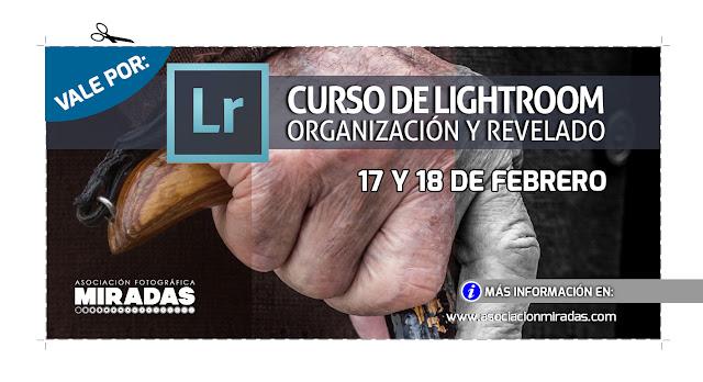 VALE - Curso de Lightroom, 17 y 18 de febrero