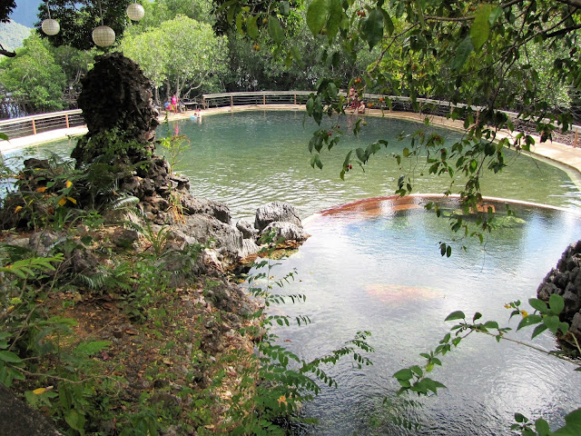 maquinit hot springs coron philippines