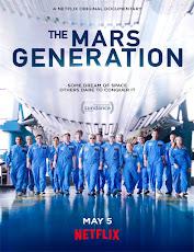 pelicula La generación de Marte (2017)