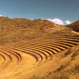Pisac - Terraços de Cultivo