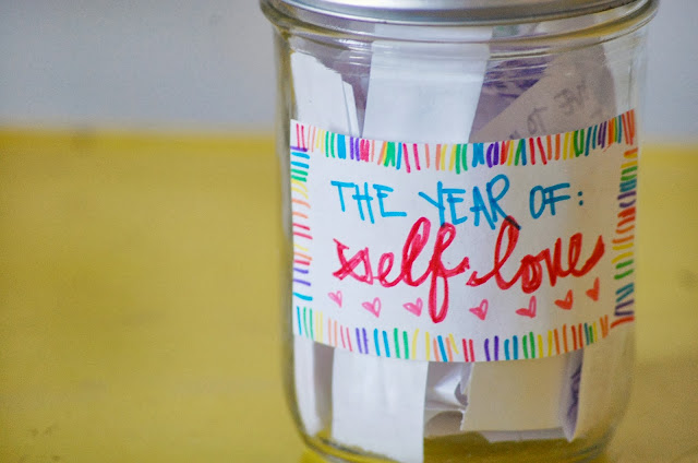 The Year Of Self Love Jar The Militant Baker