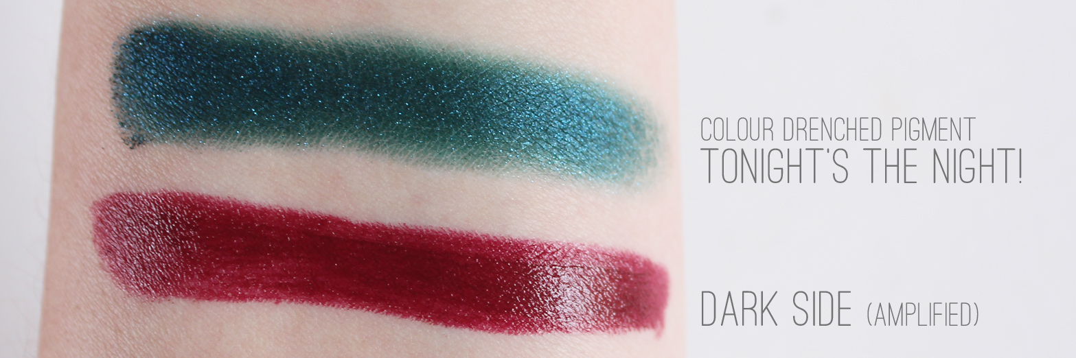M.A.C | Magic Of The Night Holiday 2015 Collection - Review + Swatches - CassandraMyee