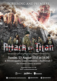 Download Film Attack On Titan : Part 1 (2015) Subtitle Indonesia Full Movie