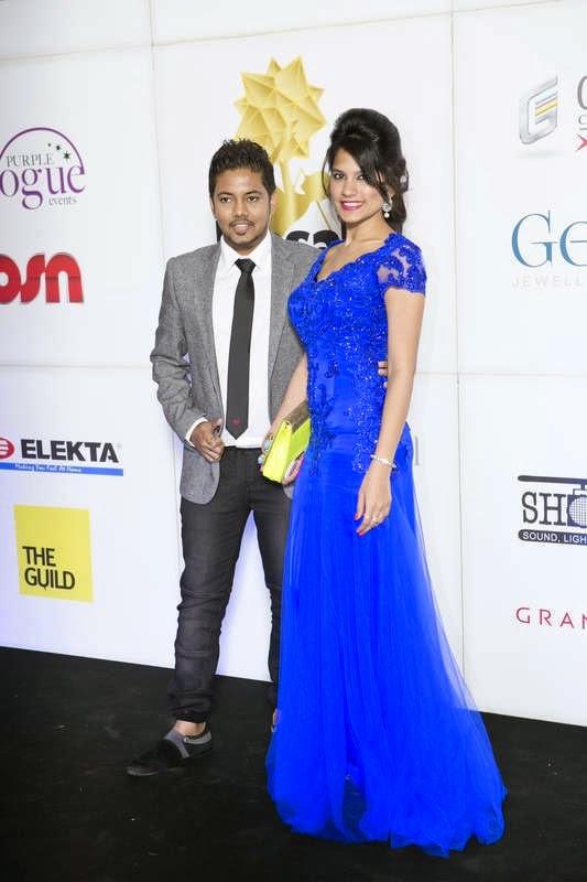 Rohan Vanmala and Trisha Verma, Masala! Awards 2014 Photo Gallery