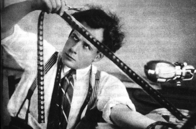 The History of Editing, Eisenstein, and the Soviet Montage
