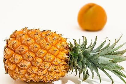 11 Manfaat buah nanas untuk kesehatan tubuh manusia