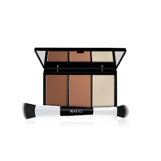 NATIO'S CONTOUR PALETTE WITH BONUS BRUSH